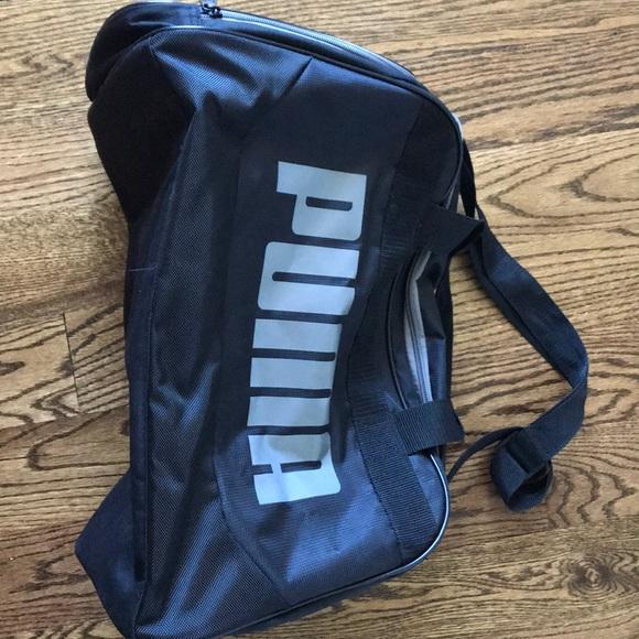 eb45640c5cb Puma Bags   Duffel Baggym Bag   Poshmark